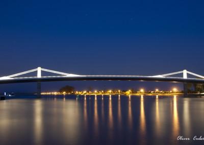 Nocturna puente nuevo Amposta