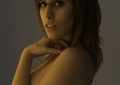 Sesión de desnudo en Bonzo studio