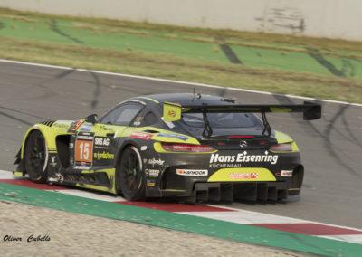24 Hores Circuit Catalunya Mercedes