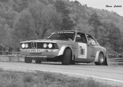 BMW  - Rally Legend Les Corbes 2016