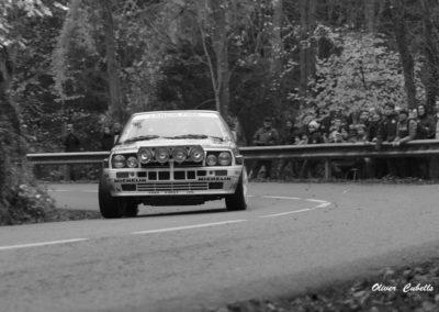 Lancia Delta HF Integrale  - Rally Legend Les Corbes 2016