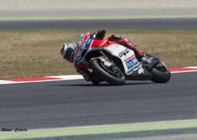 Lorenzo Moto GP Circuit Catalunya