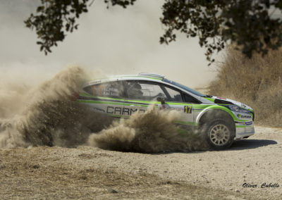 Ford Fiesta Rally Cervera