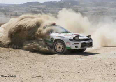 Toyota Celica Rally Cervera