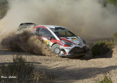 Toyota Yaris WRC   Nº10 Latvala