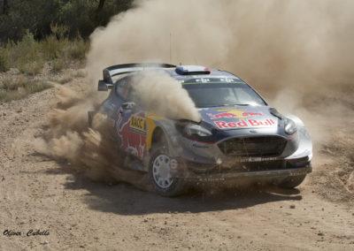 Ford Fiesta WRC Nº1 Ogier