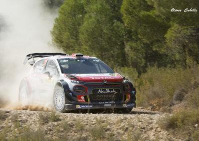 Citroen C3 WRC Nº9 Al Qassime