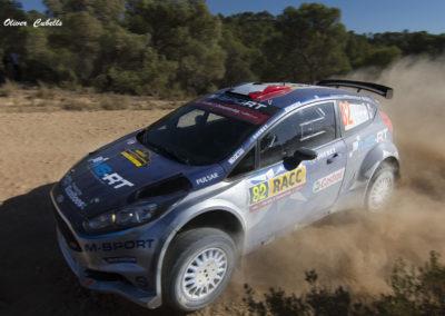 Ford Fiesta R2T Nº82 Veillas