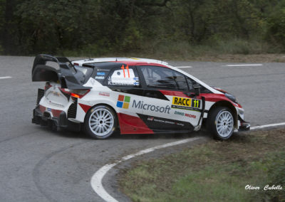 Toyota Yaris WRC Hänninen