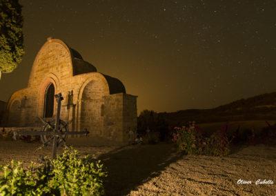 Nocturna de un cementerio