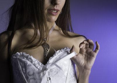Model: Vanesa Rovira  / Accessories: Crucible of Dreams / Clothing: Moments / Make-Up: Judith M. F.
