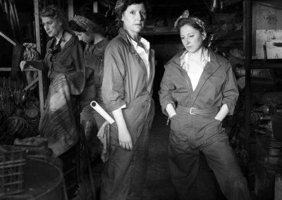 Proyecto Tributo a la mujer trabajadora